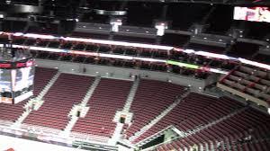 United Center Seating Map Grand Opening Tour Of Kfc Yum Center Louisville Kentucky Youtube