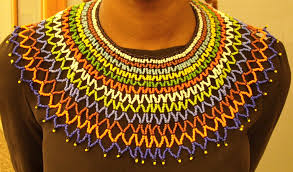 african bead necklace images African beaded necklace images jpg