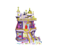 mlp wedding castle buy my pony cutie magic canterlot castle playset at