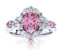 cheap unique engagement rings unique pink diamond engagement rings engage14 net