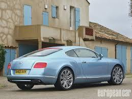 2014 bentley gt speed european car magazine