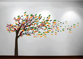 Nursery Tree Stickers For Walls Cute Tree Wall Decals For Nursery Ideas