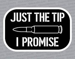 Just The Tip Meme - just the tip etsy