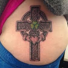20 best celtic cross tattoos designs sheideas