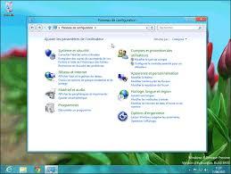 windows 8 bureau classique windows 8 comment accéder aux paramètres ou au panneau de