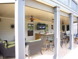 Patio Designs Under Deck by How To Utilize The Space Under Your Deck Ccd Engineering Ltd