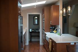 General Contractors Kitchen Remodeling Portland OR  IKEAs Adel - Medium brown kitchen cabinets