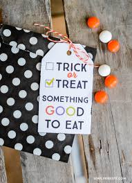 trick or treat printable gift tag simplykierste com