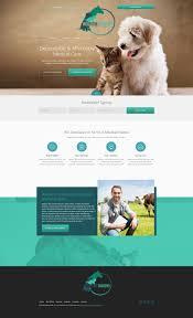 Best 25 Hospital Website Ideas Veterinary Website Templates 23 Pet Website Themes Templates Free