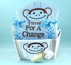 chagne gift basket time for a change baby gift basket