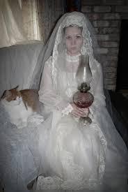 halloween in your closet miss havisham