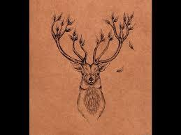 as 25 melhores ideias de stag tattoo design no pinterest