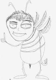 alex u0027s amazing drawing barry bee bee movie ihe