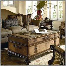 Wicker Trunk Coffee Table Wicker Trunk Coffee Table Dosgildas