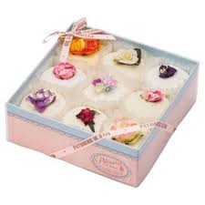 box cuisine patisserie buy patisserie de bain box of 9 bath melt fancies from our