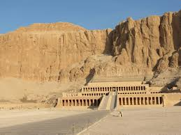 mortuary temple of queen hatshepsut ap art history pinterest
