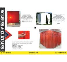 Cepro Welding Curtains Flipbook 2013 January Iwws