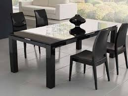 glass top tables dining room glass top dining room tables rectangular extraordinary ideas