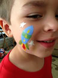 easy face painting ideas for beginners are the simple face painting designs