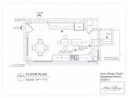 How To Design My Kitchen Floor Plan Kitchen Floor Plan Designs Fantastic House Simple Design Easy On