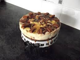mars bar cheesecake kitchenmason