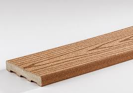 timbertech reliaboard collection cedar 4 in deck board sample