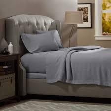 Bed Sheet Set 100 Egyptian Cotton Deep Pocket Flannel 4 Piece Bed Sheet Set Ebay