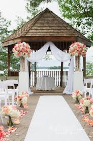 Ideas For Backyard Weddings by Best 25 Outdoor Wedding Ceremonies Ideas On Pinterest Country