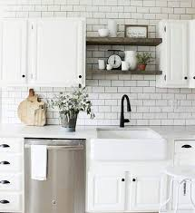 Top  Best Modern Kitchen Backsplash Ideas On Pinterest - Modern backsplash