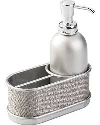 Kitchen Countertop Soap Dispenser by Deal Alert Interdesign Twillo Kitchen Ceramic Soap Dispenser Pump