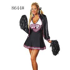 Girls Cheerleader Halloween Costume Buy Wholesale Girls Cheerleader Costumes China Girls