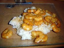 comment cuisiner des crevettes recette de crevettes marinées sautées