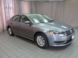 volkswagen cars 2014 2014 used volkswagen passat 4dr sedan 1 8t automatic s pzev at