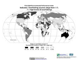 Map Performance Maps Pilot Environmental Performance Index 2006 Release Sedac