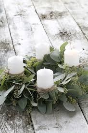 Christmas Advent Table Decoration by Best 25 Christmas Advent Wreath Ideas On Pinterest