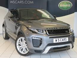 range rover sunroof used land rover range rover evoque 2 0 td4 hse dynamic panoramic