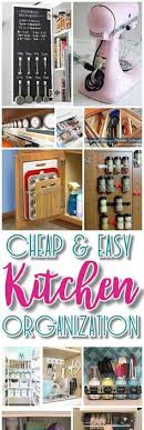 kitchen organization ideas budget 36 dollar store kitchen organization hacks you can pull like a