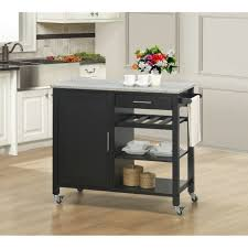 sunset trading kitchen island black kitchen cart xtrons store