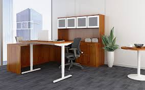 Sit Stand Office Desk Sit Stand Desk Office Furniture Cubicle By Design