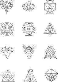 Tattoo Geometric Outline | 41 best tatoo images on pinterest inspiration tattoos geometric
