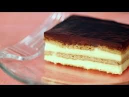 no bake chocolate éclair cake youtube