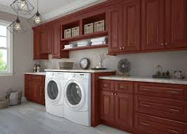 Cabinet Laundry Room Pre Assembled Laundry Room Cabinets Laundry Cabinets The Rta Store