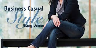 casual for work business casual for work denim bridgette raes style expert