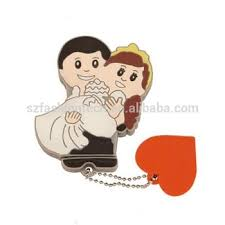 Customized Wedding Gift Customized Wedding Gifts Bride And Groom Usb Flash Drive Novelty