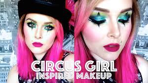 ringmaster halloween halloween circus showgirl inspired makeup tutorial youtube