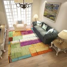 carpet for living room modern colorful abstract carpets for living room art rugs for