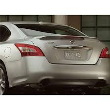 nissan maxima 2009 2013 spoiler spoiler and wing king