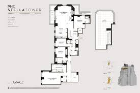 stella tower penthouse d luxurious apartments pinterest