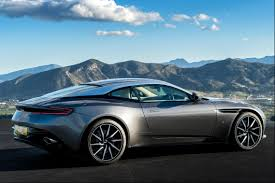 future aston martin see the new aston martin db11 in action moto networks