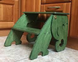 Step Stool For Kids Bathroom - folding step stool etsy